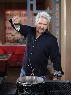 Guy Fieri is the man!!