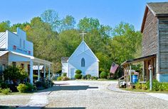 MS Jackson - Mississippi Agriculture & Forestry Museum by lenmidgham, via Flickr