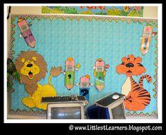 DIY Classroom Decorations