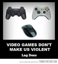Gamers will know…