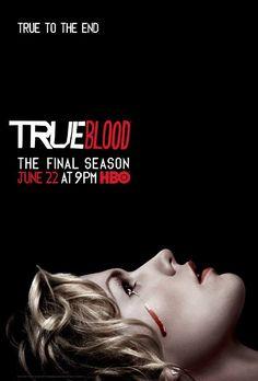 True Blood Season 7 June 2014 promo poster