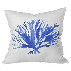Sea Coral Pillow | J