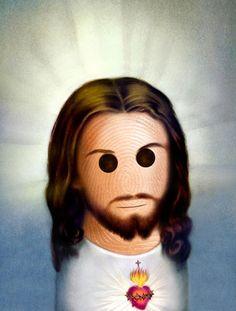 Finger Jesus by Dito Von Tease