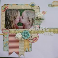 Layout: Kiss Me