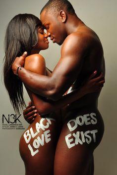 Naked Black Justice: Atlanta Photographer James Lewis Combats Racial Stereotypes