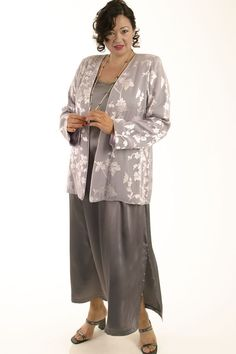 Mother Bride Formal Jacket Silk Diamante Silver Lavender Sizes 14 - 32 SHOP NOW: Unique jackets for women Sizes 14 - 36, mother of the bride, special occasion, artwear, elegant and unique women's clothing,xoPeg #PeggyLutzPlus #PlusSize #style #plussizestyle #plussizeclothing #plussizefashion #womenstyle #womanstyle #womanfashion  #couture