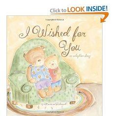 an adoption book