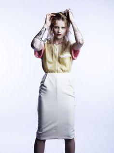 "Christina Ledang's ""Take Three"" Collection | Trendland: Fashion Blog & Trend Magazine"