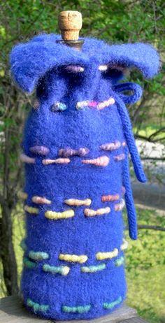 Booze Bag Knitty: Summer 2006