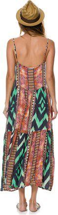 ONE TEASPOON AZTEC MINKY MAXI DRESS > Womens > Clothing > Dresses | Swell.com