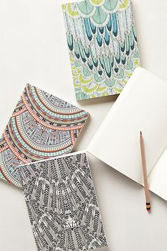 These are really cool! Mara Hoffman Journal #anthrofave @Anthropologie @Maridon Bradley Hoffman
