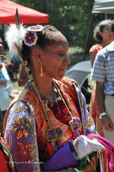 Keeper of Stories: African Native American woman