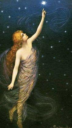 the star - tarot image