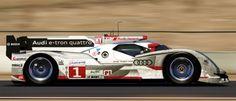 Forza Motorsport 5 x Audi Un nuevo documental refleja la estrecha colaboración entre los creadores del videojuego y el equipo Joest.