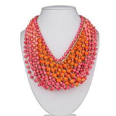Love pink and orange!!  $38