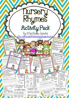 Nursery Rhyme Pack