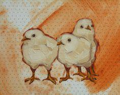 Chicks by Renee Hartig