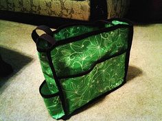Get Your Crap Together: Utility Tote Bag Tutorial
