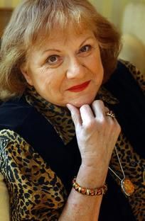 Ann Rule - true crime author and always on the side of the victims and their families.