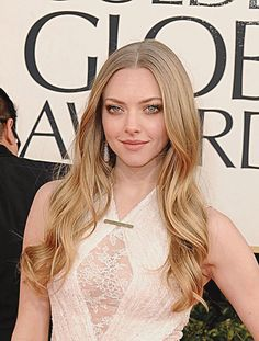 Middle part on the Golden Globes red carpet @harmonylaw