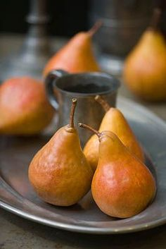 pears....
