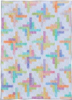 Whirlygig Quilt Pattern