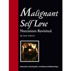 "Michael Cross, author of the ""Freedom from Conscience"" book series interviews Sam Vaknin, author of ""Malignant Self Love: Narcissism Revisited."""