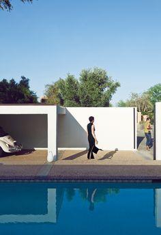 The McKenzie Residence in Borrego Springs