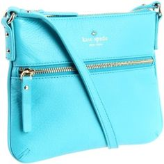 Turquoise Cross Body Bag, Kate Spade
