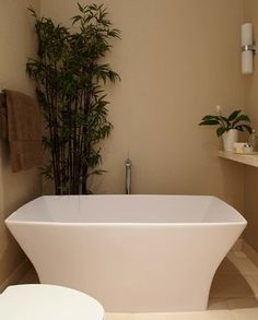 Bathroom bamboo in the bathroom on pinterest bamboo for Bamboo bathroom decorating ideas