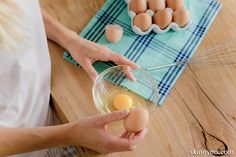 Six Methods of Cooking eggs that every home chef should know. #eggrecipes #recipes