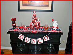 Bunco Night