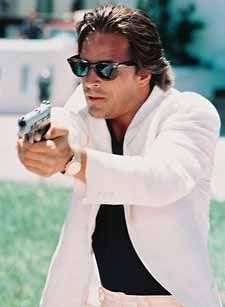 Don Johnson -Miami Vice days