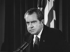Angry Nixon: New tapes reveal an overwrought president in grips of Watergate (Photo: David Hume Kennerly / Getty Images Contributor)