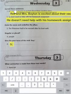 SnapType provides an easy way to complete worksheets using the iPad. Oh yes, and it is free!! Carol