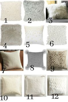 WINTER PILLOW LOVE 2