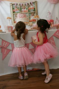 Adorable theme....Teacups & Tutu's 2nd Birthday Par-tea | Project Nursery