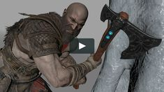 Here is some of my work from the newly released God of War (2018). Work contains a blend of motion capture and keyframe animation.
