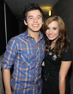 with david archuleta
