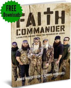 Faith Commander: Do You Have Redonkulous Faith? - FaithGateway