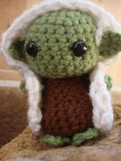 #yoda #crochet #starwars must be mine!