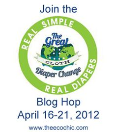 Join the Real Diaper Week Blog Hop April 16-21 #GCDC2012