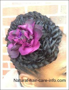 Easy Hairstyles for Black Girls Tutorial