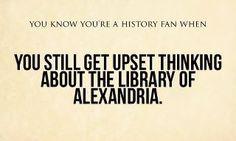 I do, you know.