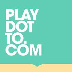 Love love love this playful #website.