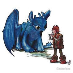 how to train your dragon fish