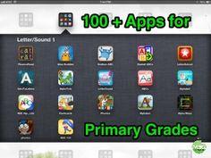 Apps We Use In Kindergarten (2013 Update)