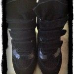 Upere Wedge Sneakers Review and Discount!