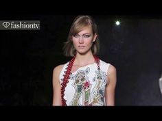 ▶ Animale Winter 2014 Runway Show ft Karlie Kloss | Sao Paulo Fashion Week SPFW | FashionTV - YouTube