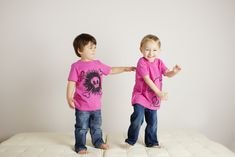 Really neat new company making pink tees for girls AND boys.